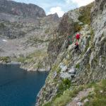 Lac de l'Agnel - Chemin vers le Pas Agnel