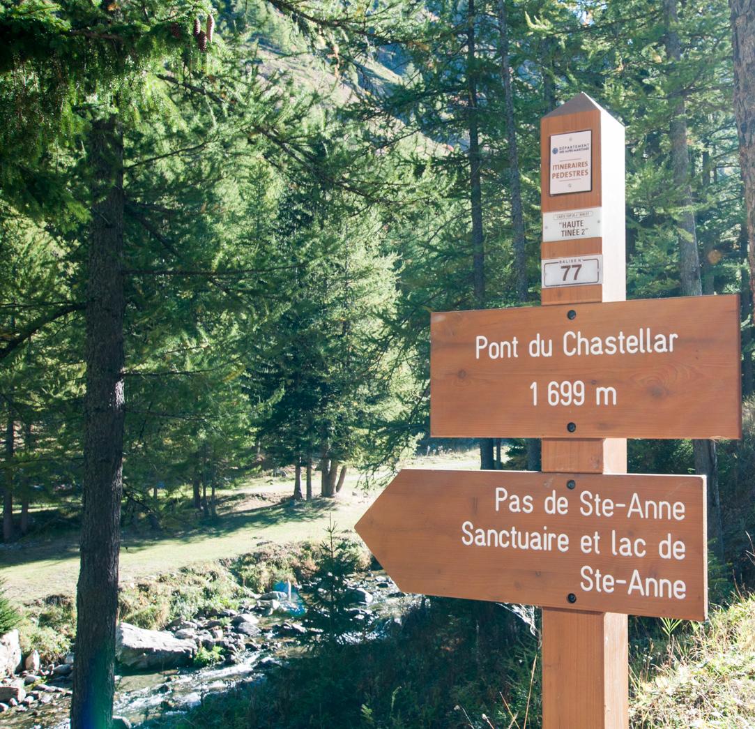 Balise 77 - Pont du Chastellar