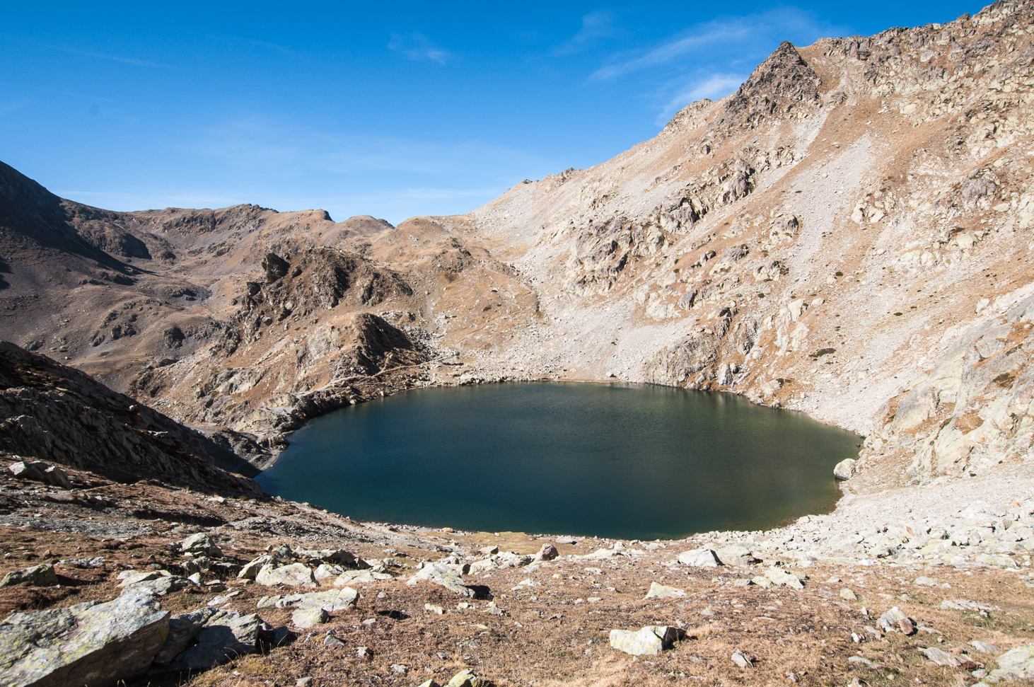 Lac Lausfer Supérieur