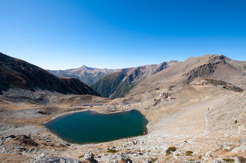 Lac inférieur du Lausfer