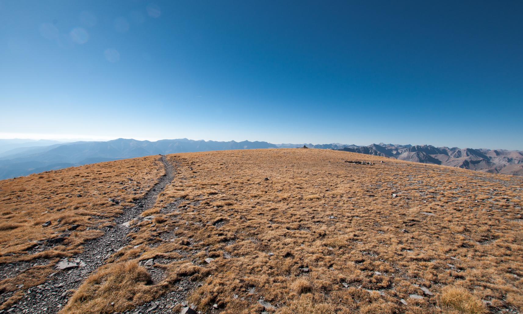 Plateau du Petit Mounier