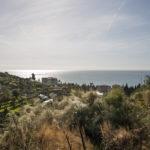 Sentier du Beodo - vue sur la mer