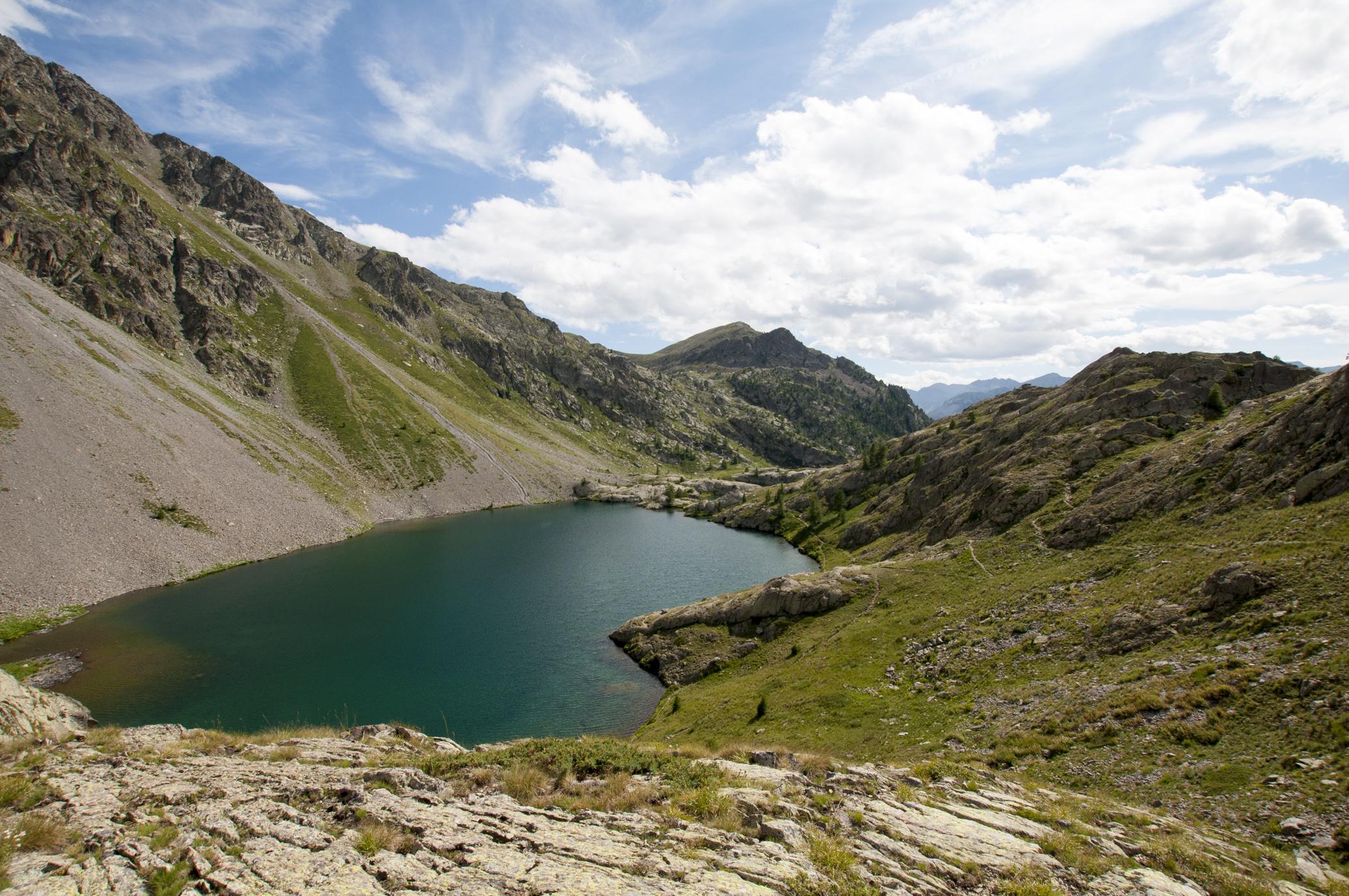 Deuxième lac de Vens