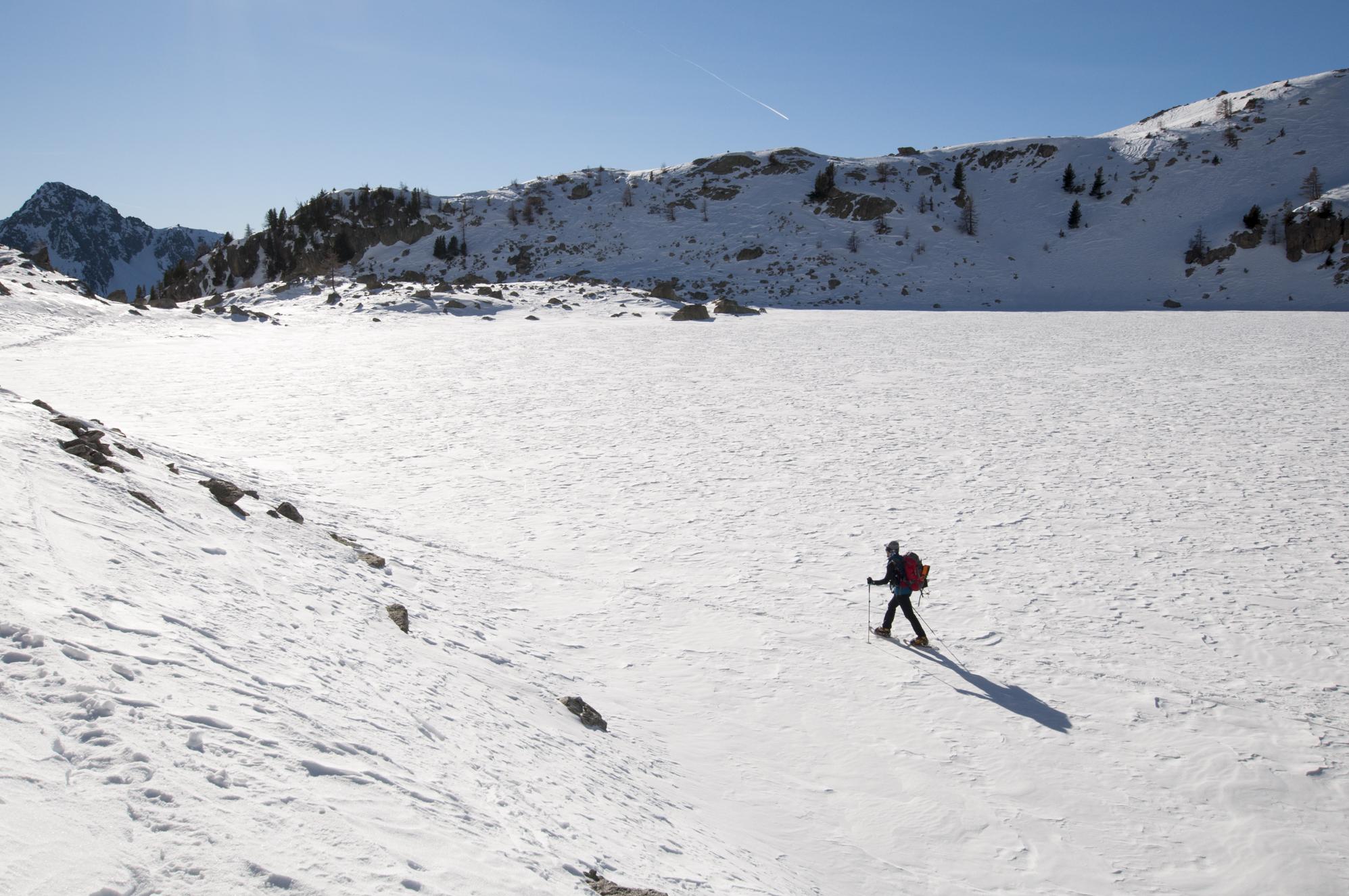 Randonnée - Lac Nègre