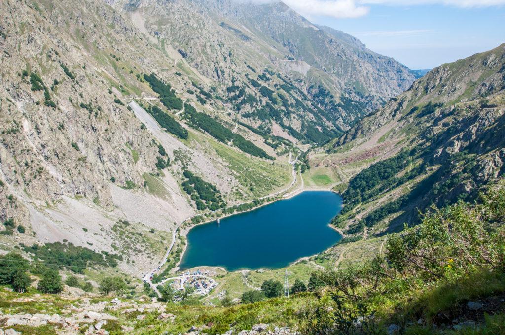 Randonnée - Lac de la Rovina et Refuge Genova Figari