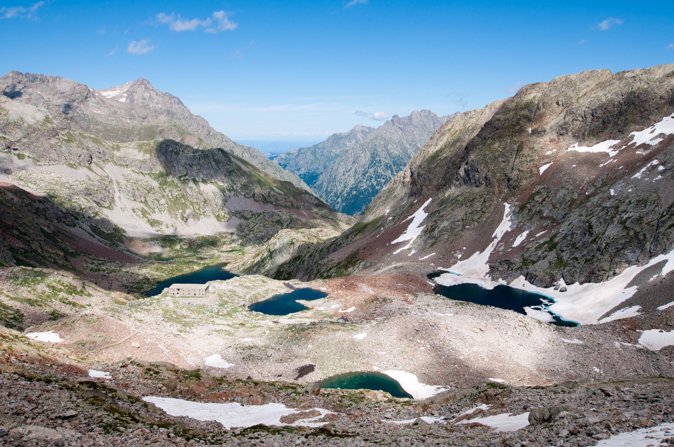 Lacs de Valscura