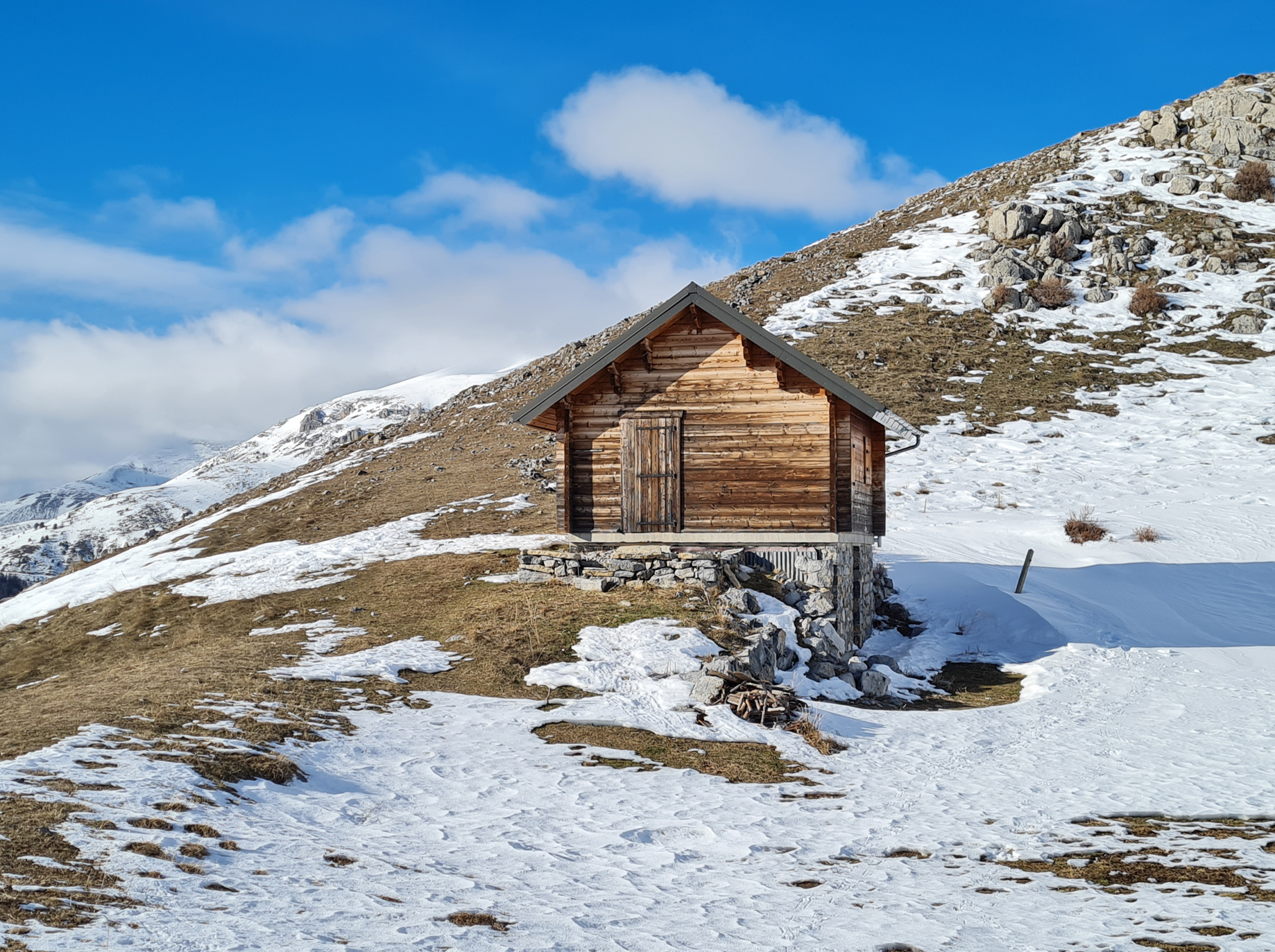 Cabane d'Ars